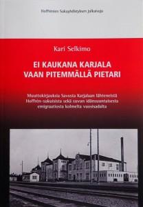 Ei kaukana Karjala vaan pitemmällä Pietari. Hinta 30€.